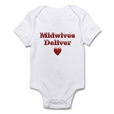 Delivering Love With This Infant Bodysuit