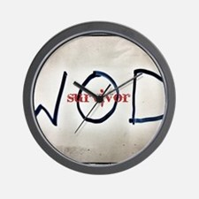 WOD Wall Clock