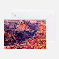 Grand Canyon Landscape Photo Greeting Card