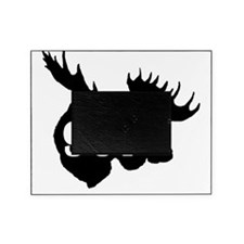 907 Moose Head Picture Frame