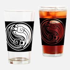 jinn-yangel-LG Drinking Glass