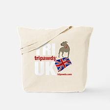 Tripawds UK Union Jack Tote Bag