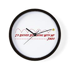 Jindo Play Wall Clock