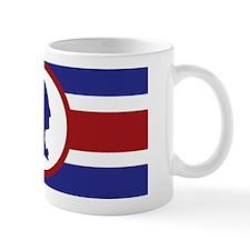 North Virginia Flag [Long] Mug