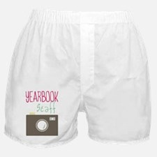 Yearbook Staff Boxer Shorts