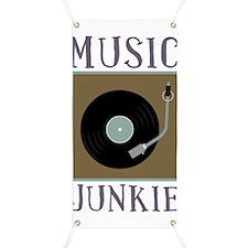 Music Junkie Banner