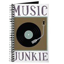 Music Junkie Journal