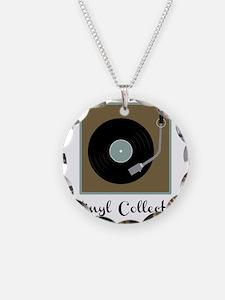 Vinyl Collector Necklace