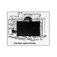 """The """"Real Hairy Potter"""" Picture Frame"""