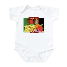 Kwanzaa Design Infant Bodysuit