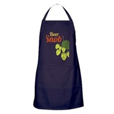 Beer Snob Apron (dark)