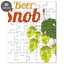 Beer Snob Puzzle