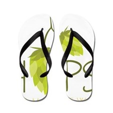 Homebrewer Flip Flops