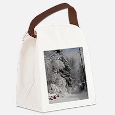 Travel Valet Canvas Lunch Bag