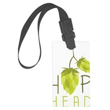 Hop Head Luggage Tag