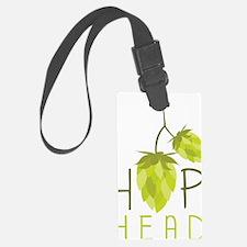 Hop Head Luggage Tag