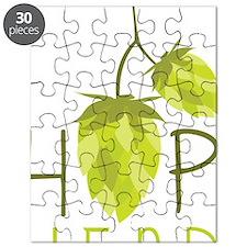 Hop Head Puzzle
