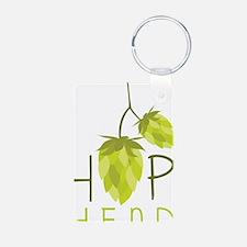 Hop Head Keychains