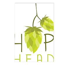 Hop Head Postcards (Package of 8)