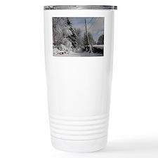 Business Card Case Travel Mug
