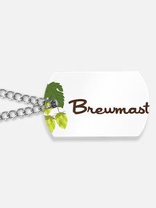 Brewmaster Dog Tags