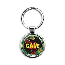 CAM2013Annual Round Keychain