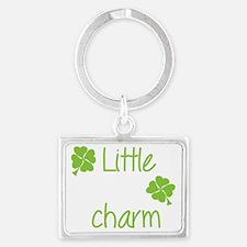 Little lucky charm Landscape Keychain
