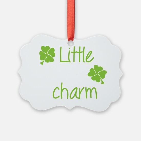 Little lucky charm Ornament