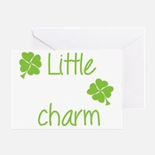 Little lucky charm Greeting Card