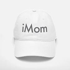 iMom (grey) Baseball Baseball Cap