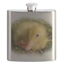 Baby Duckling Flask