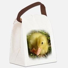Baby Duckling Canvas Lunch Bag