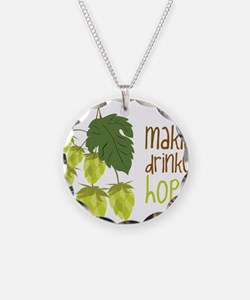 Making Drinkers Hoppy Necklace