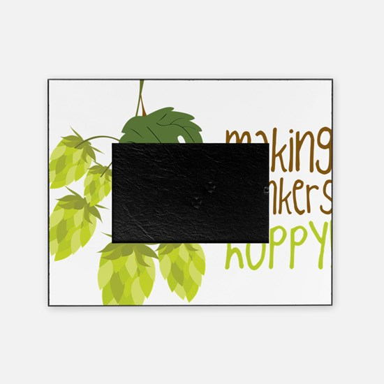 Making Drinkers Hoppy Picture Frame