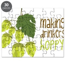 Making Drinkers Hoppy Puzzle