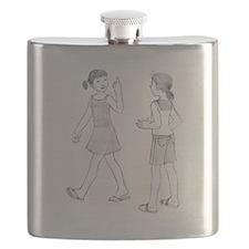 Girls Flask