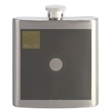 I have a 8 inch floppy disk Flask