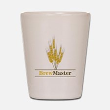Brewmaster Shot Glass