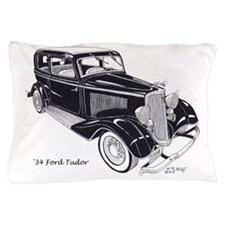 '34 Ford Tudor Pillow Case
