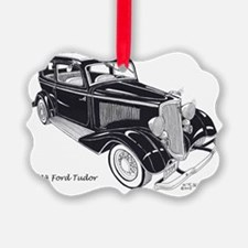 '34 Ford Tudor Ornament