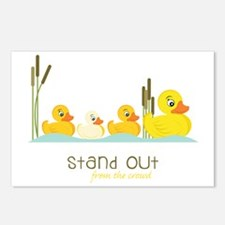 Stand Out Postcards (Package of 8)