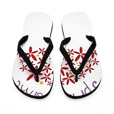 Springtime Flip Flops
