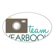 Team Yearbook Decal