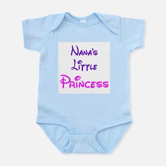 Nana's Lil Princess Onesie