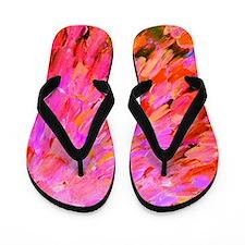 Sea Scales in Pink Flip Flops