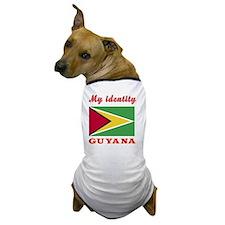 My Identity Guyana Dog T-Shirt