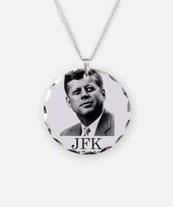 JFK 1917-1963 Necklace
