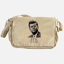 JFK 1917-1963 Messenger Bag