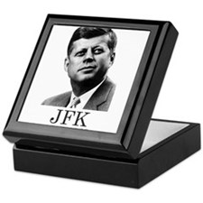 JFK 1917-1963 Keepsake Box