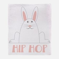 Hip Hop Throw Blanket